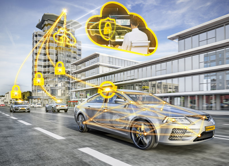 Continental: Connected Car